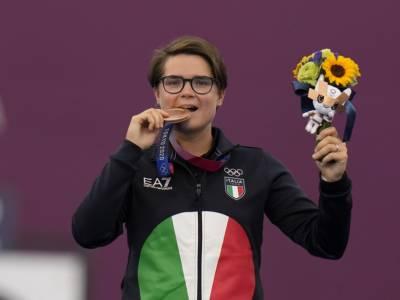 Tiro con l'arco, Olimpiadi Tokyo: Lucilla Boari si commuove a Casa Italia e fa coming out
