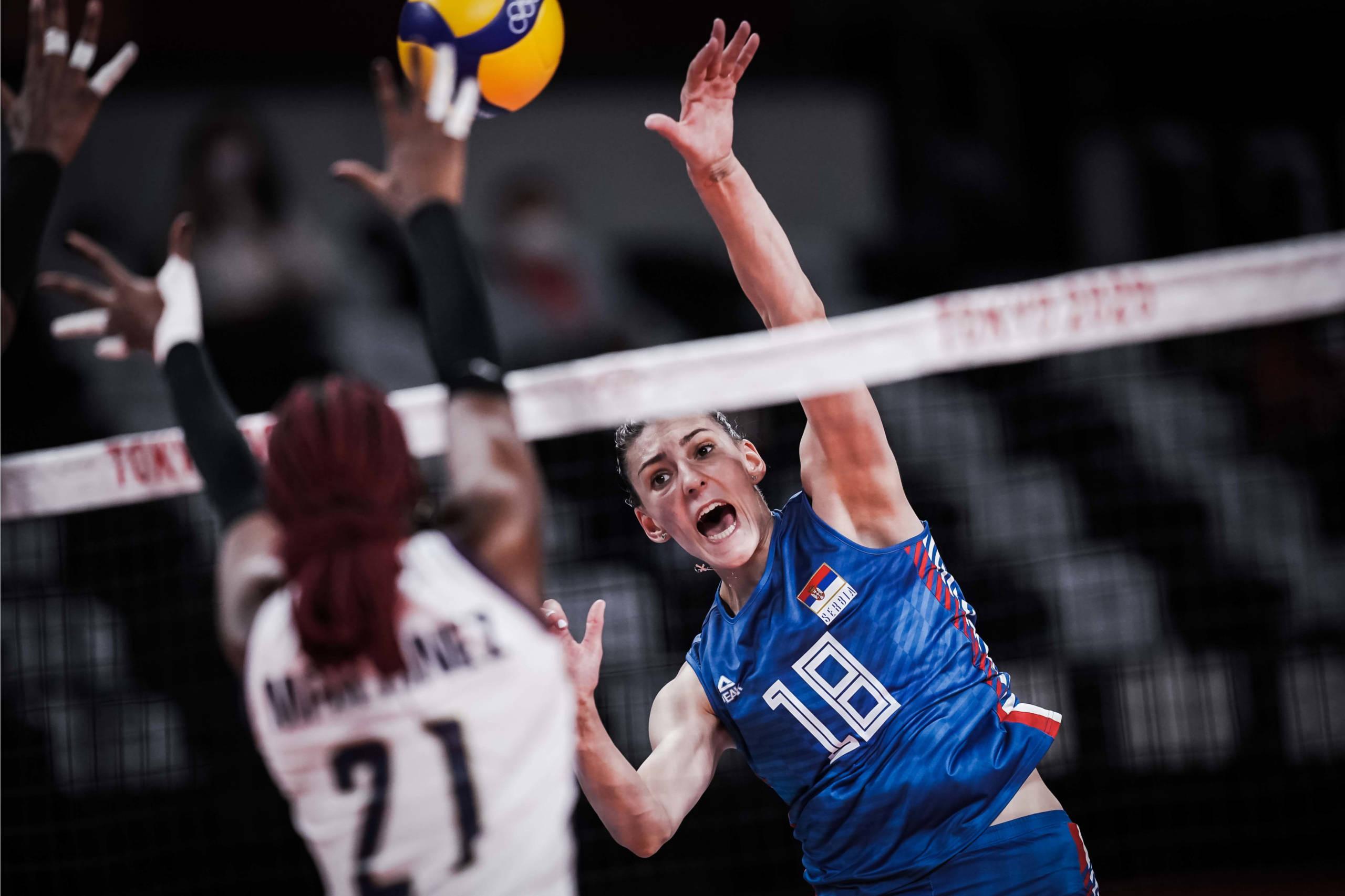 Volley, Olimpiadi Tokyo: risultati oggi e classifica. USA e Brasile vincono i gironi, Italia e Serbia seconde