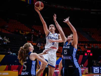 Basket femminile: Cecilia Zandalasini prossima al ritorno in WNBA con le Minnesota Lynx