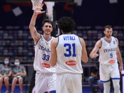 Basket: Mannion-Fontecchio-Polonara, Italia dal brivido alla vittoria su Porto Rico al Preolimpico di Belgrado. Serbia evitata in semifinale