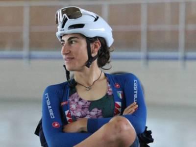 Ciclismo su pista, Mondiali 2021: Elisa Balsamo terza a metà gara nell'omnium