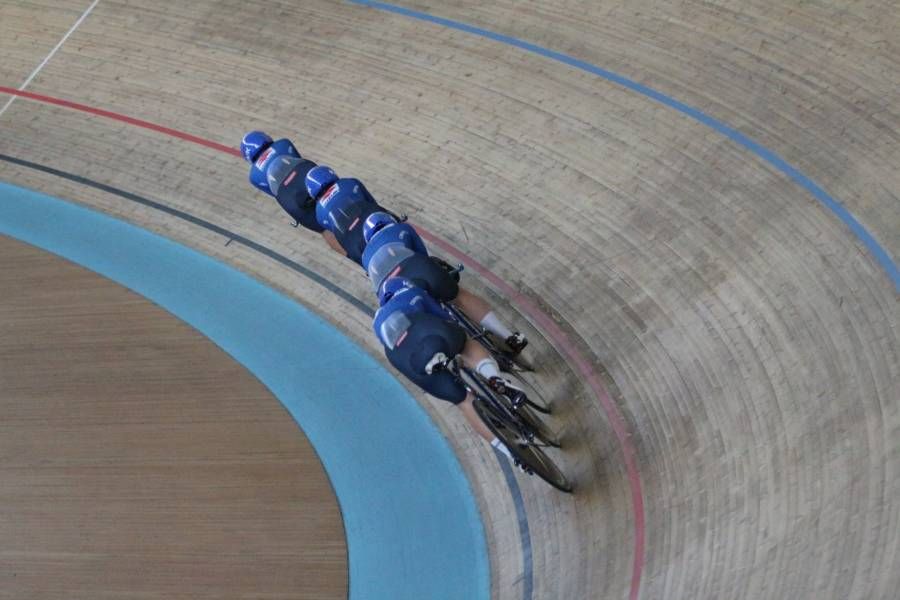 Ciclismo su pista, Italia quarta nel 1° round dell'inseguimento a squadre femminile. Azzurre in lizza per l'oro!