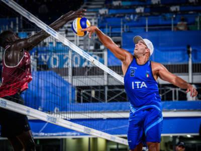 Beach volley, Rossi/Carambula eliminati alle Olimpiadi. Ko contro Heidrich/Gerson