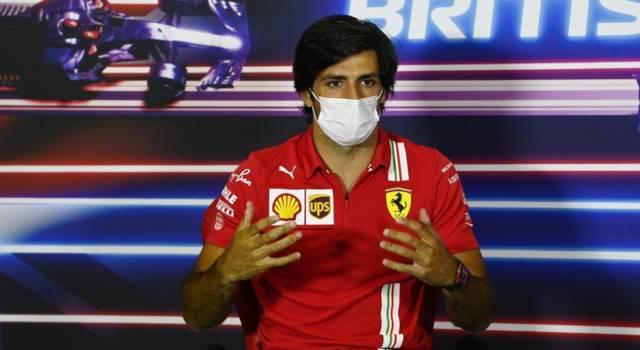"""F1, Carlos Sainz: """"Peccato per quel guaio ai box, oggi la macchina era davvero incredibile"""""""