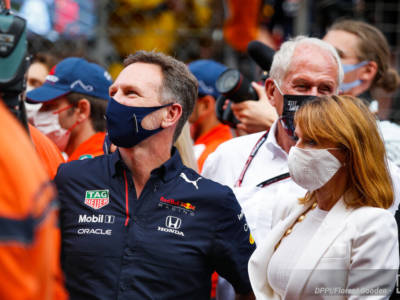 """F1, Christian Horner: """"La rincorsa al titolo non ci sta distraendo in vista del 2022"""""""