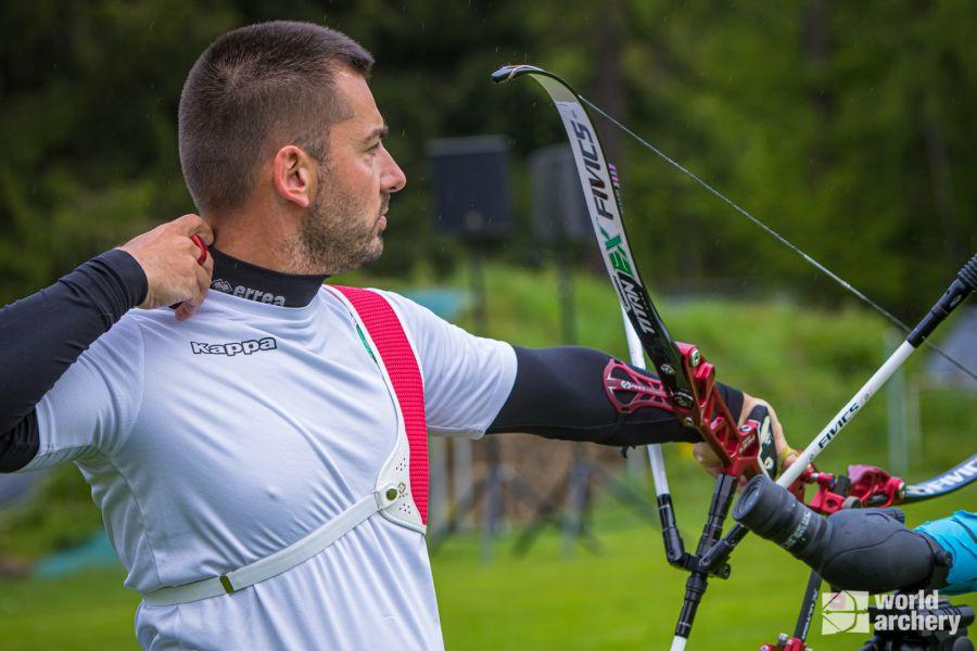 Tiro con l'arco, Olimpiadi Tokyo: Mauro Nespoli porta l'Italia agli ottavi
