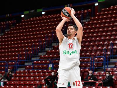 Basket: Diego Flaccadori torna a Trento in prestito dal Bayern Monaco