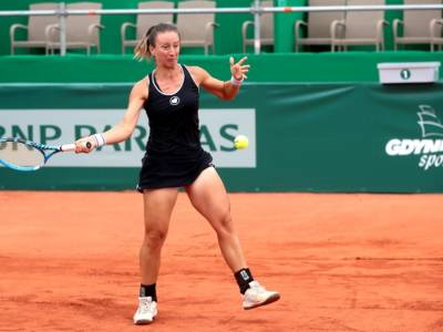 WTA Gdynia 2021: Di Sarra out, Schmiedlova rediviva, Blinkova eliminata