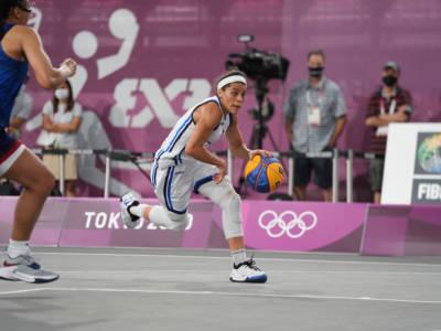 LIVE Italia-Russia, Olimpiadi basket 3×3 in DIRETTA: aggiornamenti in tempo reale