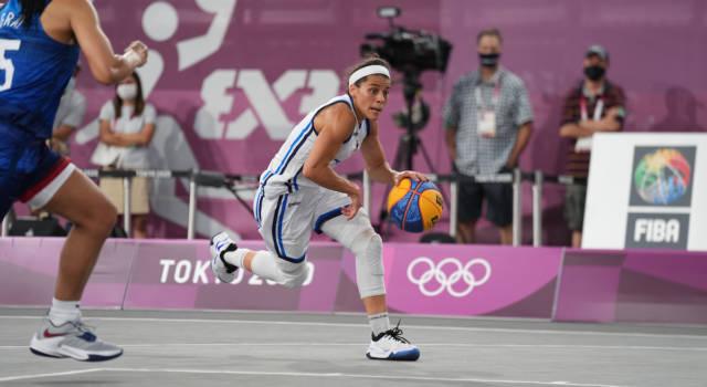 LIVE Italia-Cina 13-19, Olimpiadi basket 3×3 in DIRETTA: Tokyo amara, azzurre eliminate da un'incontenibile Wang