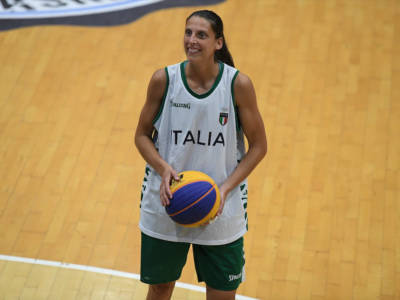Basket 3×3, Olimpiadi Tokyo: Italia, si parte con Mongolia e Francia. Debutto storico all'Aomi Urban Sports Park