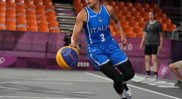 LIVE Italia-Cina 13-22, Olimpiadi basket 3×3 in DIRETTA: niente da fare, azzurre battute