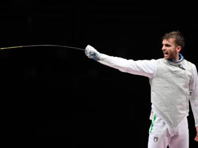 VIDEO Daniele Garozzo, Olimpiadi Tokyo: tutte le immagini salienti del percorso dell'azzurro verso l'argento