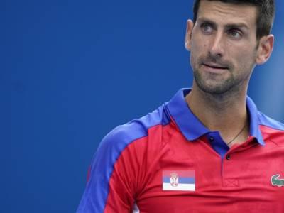 VIDEO Tennis Olimpiadi. Gli highlights e la sintesi del tonfo di Novak Djokovic nella finalina contro Pablo Carreno Busta