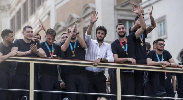 Matteo Berrettini e Gianluigi Donnarumma su Topolino: un simpatico riconoscimento ai due 'eroi' azzurri