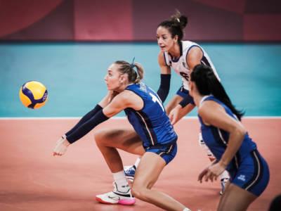 Volley femminile, pagelle Italia-Cina 0-3. Egonu a corrente alternata, Malinov e Fahr in serata negativa