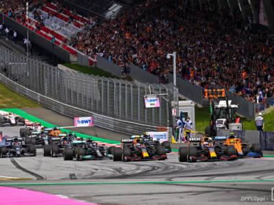 """F1, Lewis Hamilton: """"La Sprint Race? Temo sarà un trenino…"""", Carlos Sainz: """"Più potremo spingere, meno sarà facile sorpassare"""""""