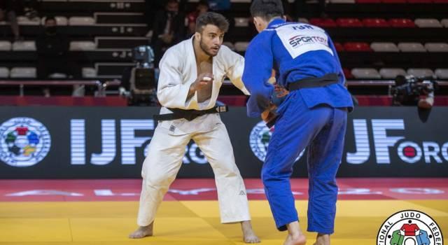 LIVE Judo, Olimpiadi Tokyo in DIRETTA: Fabio Basile lotta, ma esce dopo un golden score infinito