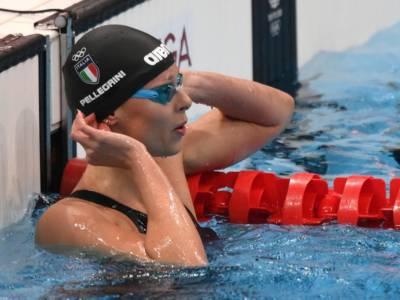 Nuoto, Olimpiadi Tokyo: Federica Pellegrini in Finale nei 200 sl ed è storia! Ceccon stupendo 4° e Carraro settima