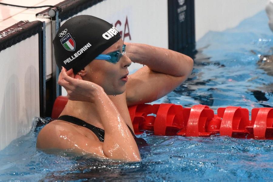 VIDEO Federica Pellegrini, l'ultima gara alle Olimpiadi con la staffetta mista