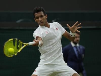"""Wimbledon 2021, Felix Auger-Aliassime: """"Matteo Berrettini è un grande amico, ma quello che accade in campo è diverso"""""""