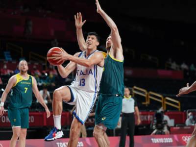 """Basket, Olimpiadi Tokyo: Meo Sacchetti """"Peccato per i rimbalzi persi nel finale, mancata lucidità"""""""
