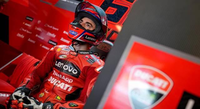 """MotoGP, Francesco Bagnaia: """"Lotta per il titolo? Dobbiamo migliorare parecchio…"""""""