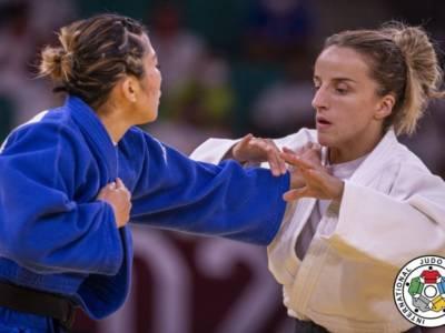 Judo, Olimpiadi Tokyo: Giappone e Kosovo si spartiscono i primi titoli in palio, Bilodid è solo terza nei 48 kg