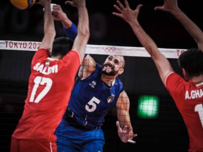 Volley, Olimpiadi Tokyo. Una bella Italia sconfigge l'Iran 3-1 e vola ai quarti di finale!
