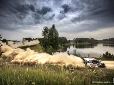 Rally Estonia 2021: Ott Tanak domina la giornata, ma Kalle Rovanperä è saldamente in vetta alla classifica generale