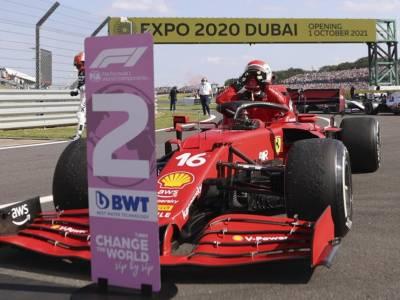 F1, la miglior Ferrari del 2021 a Silverstone. SF21 in crescita, pur senza aggiornamenti
