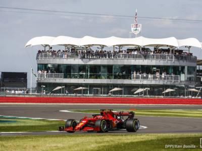 DIRETTA F1, GP Gran Bretagna LIVE: risultati e classifica FP2. 2° Leclerc, 3° Sainz: che Ferrari!