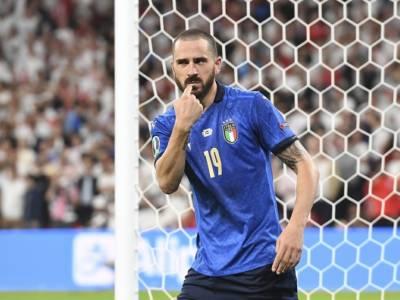 Calcio: Chiellini e Bonucci inseparabili anche sui social, ecco la foto dei due azzurri