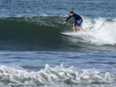 Surf, Olimpiadi Tokyo: Leonardo Fioravanti al terzo turno! L'azzurro vince l'heat del 2° round