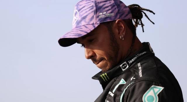 """F1, Lewis Hamilton: """"Non ho centrato la partenza, Verstappen aveva un grande ritmo"""""""
