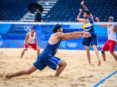 Beach volley, Olimpiadi Tokyo. Lupo/Nicolai agli ottavi con Fijalek/Bryl. Tabellone durissimo per gli azzurri