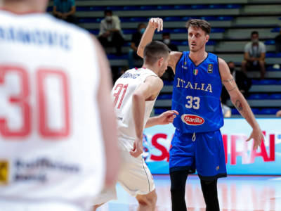 Italia-Serbia 102-95, Pagelle Preolimpico basket: Polonara MVP, Mannion gioca da leader
