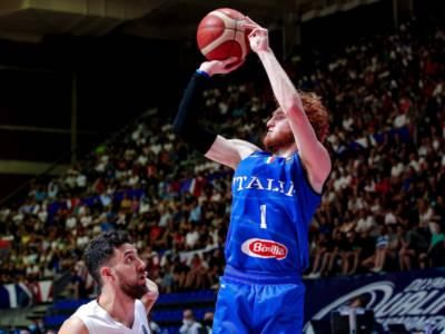Basket, Nico Mannion strabiliante. La consacrazione del Red Mamba, il playmaker che l'Italia cercava