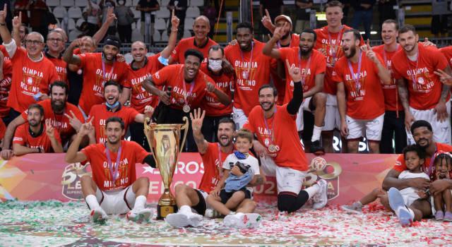 Basket: rilasciato il calendario della Supercoppa Italiana 2021. Formula leggermente modificata, fase finale a Bologna