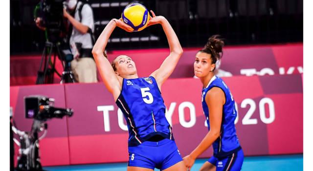 LIVE Italia-Turchia 3-1, Olimpiadi volley donne in DIRETTA: Egonu devastante, le pagelle delle azzurre