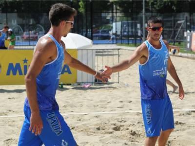 Beach volley, World Tour 2021, Sofia. Niente acuto ma sono quattro le coppie azzurre sul podio in Bulgaria
