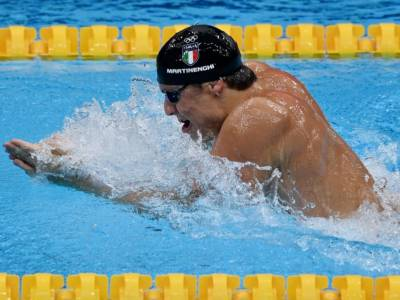 Nuoto, Olimpiadi Tokyo: Nicolò Martinenghi di bronzo nei 100 rana, la 4×100 sl nella storia!
