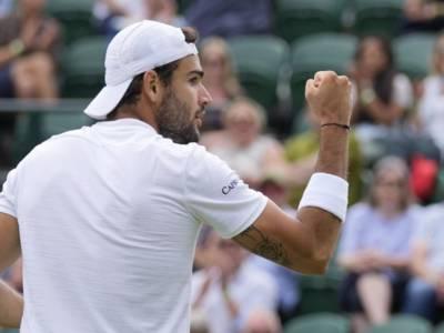 Berrettini-Auger-Aliassime, quarti Wimbledon: programma, orario d'inizio, tv e streaming