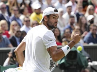 Wimbledon 2021, Jannik Sinner e Lorenzo Musetti possono aspettare. E' Matteo Berrettini il leader del tennis italiano