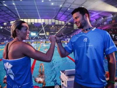 """Nuoto, Matteo Giunta: """"L'obiettivo di Federica Pellegrini a Tokyo è la Finale dei 200 sl, 10 anni speciali con lei"""""""