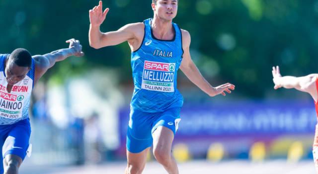 Atletica, Europei Under 20: Benati argento sui 400, Meluzzo bronzo nei 100. Prime medaglie per l'Italia