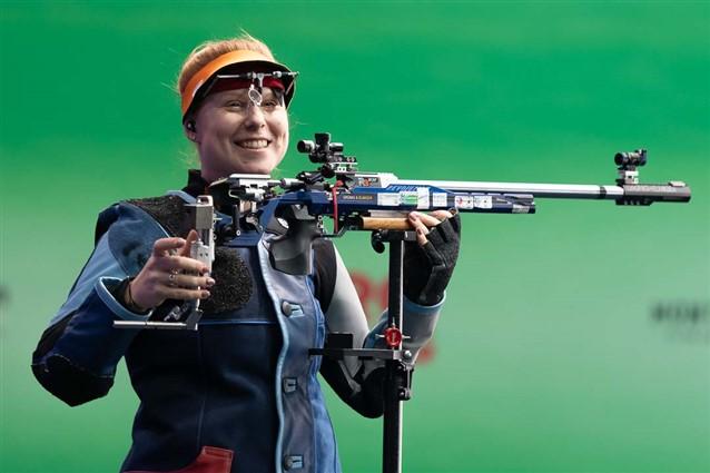Tiro a segno, Olimpiadi Tokyo 2020: la svizzera Nina Christen vince l'oro nella 3 posizioni donne