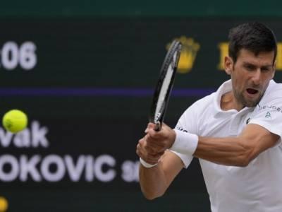 Djokovic-Shapovalov oggi, Semifinale Wimbledon 2021: orario, tv, programma, streaming