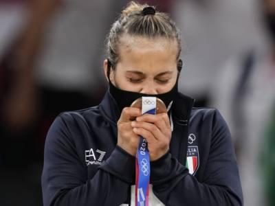 Judo, il palmares di Odette Giuffrida: il bronzo olimpico a Tokyo dopo l'argento a Rio 2016