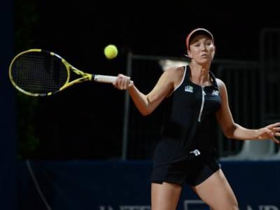 WTA Palermo 2021: Danielle Collins alla prima gioia sul circuito maggiore, Ruse sconfitta anche dall'umidità